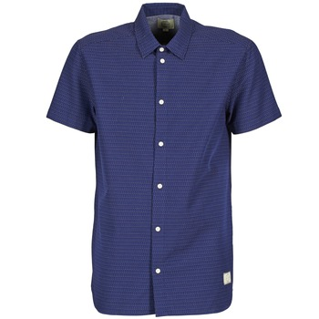 Clothing Men short-sleeved shirts Suit DAN S Blue