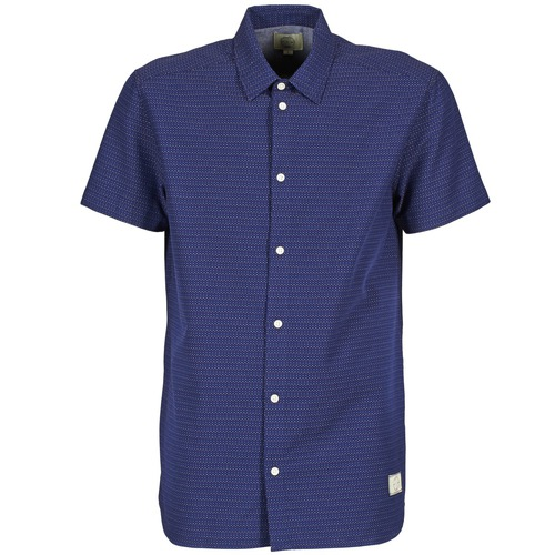 Clothing Men short-sleeved shirts Suit DAN S Blue