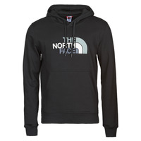 Clothing Men sweaters The North Face DREW PEAK PULLOVER HOODIE Black
