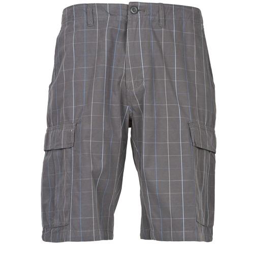 Clothing Men Shorts / Bermudas Patagonia ALL-WEAR CARGO SHORTS Grey / Blue
