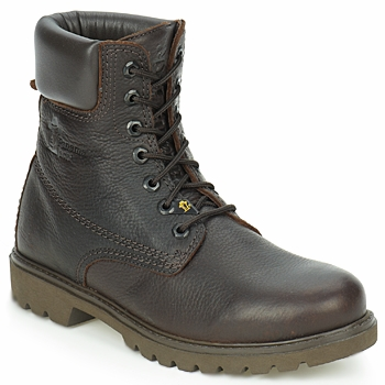 Shoes Men Mid boots Panama Jack PANAMA 03 Brown