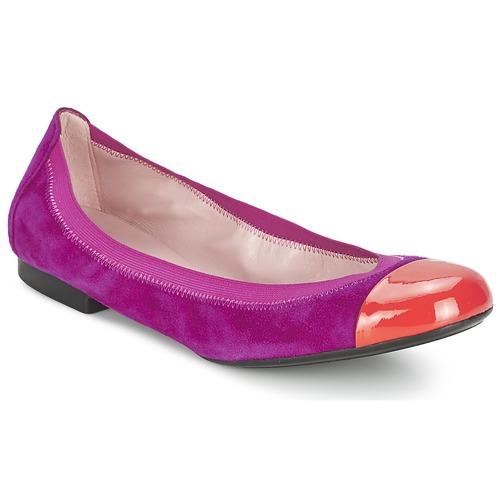 Pretty Ballerinas HONEY Purple Women