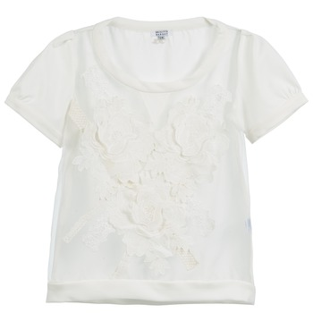 Clothing Women Tops / Blouses Brigitte Bardot BB44160 Ivory