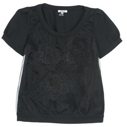 Clothing Women Tops / Blouses Brigitte Bardot BB44160 Black