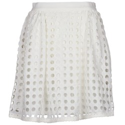 Clothing Women Skirts Brigitte Bardot BB44196 White