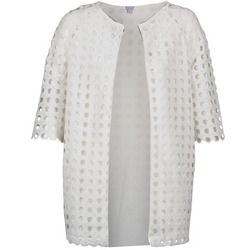 Clothing Women coats Brigitte Bardot BB44197 White