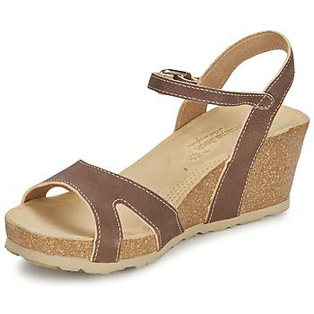Shoes Women Sandals Panama Jack JANIA Brown