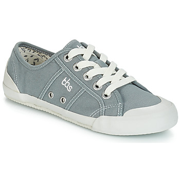 Shoes Women Low top trainers TBS OPIACE Cement