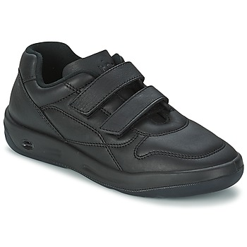 Shoes Men Low top trainers TBS ARCHER Black