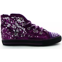 Shoes Children Walking shoes Primigi 9397 Sneakers Kid Violet Violet