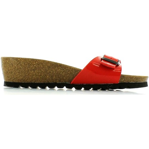 Shoes Women Sandals Susimoda 107514 F14 Sandals Women Red Red