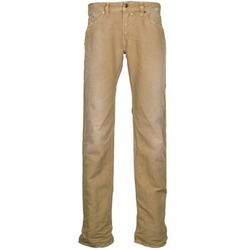 Clothing Men straight jeans Diesel SAFADO BEIGE