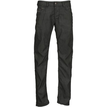 Clothing Men slim jeans Diesel BELTHER Black