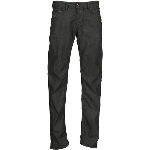 Clothing Men slim jeans Diesel BELTHER Black