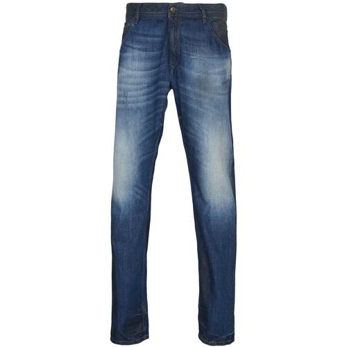 Clothing Men slim jeans Diesel KRAYVER Blue