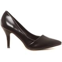 Shoes Women Heels Cassis Côte d'Azur Escarpins Gelica noir Black