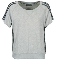 Clothing Women short-sleeved t-shirts Religion B114HRW02 Grey