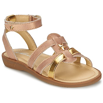 Shoes Girl Sandals Mod'8 HOPAL Pink