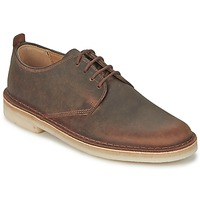 Shoes Men Derby Shoes Clarks DESERT LONDON Beeswax