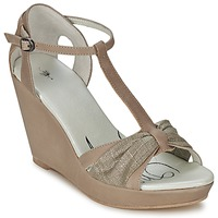 Shoes Women Sandals One Step CEANE TAUPE / Golden / TAUPE