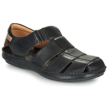 Shoes Men Sandals Pikolinos TARIFA  BLACK