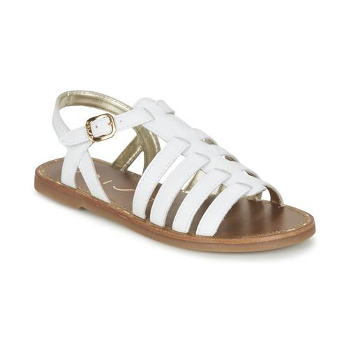 Shoes Women Sandals Unisa YOLETA White