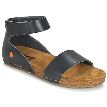 Shoes Women Sandals Art CRETA Mojave / BLACK