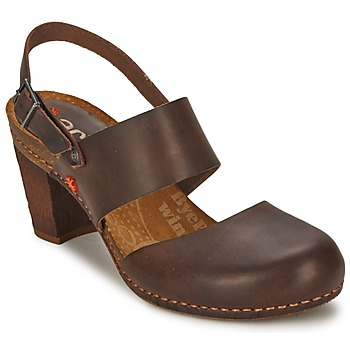 Shoes Women Sandals Art I MEET Brown