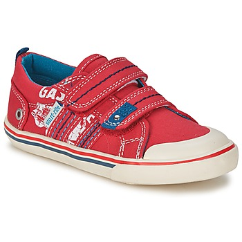 Shoes Boy Low top trainers Start Rite GASOLINE Red