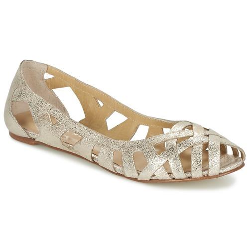 Shoes Women Sandals Jonak DERAY Platinum