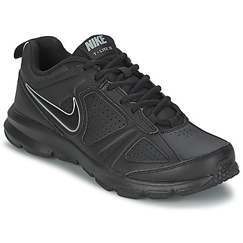 Shoes Men Multisport shoes Nike T-lite xi  BLACK / Black-metallic / SILVER