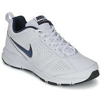 Shoes Men Multisport shoes Nike T-lite xi White / Silver