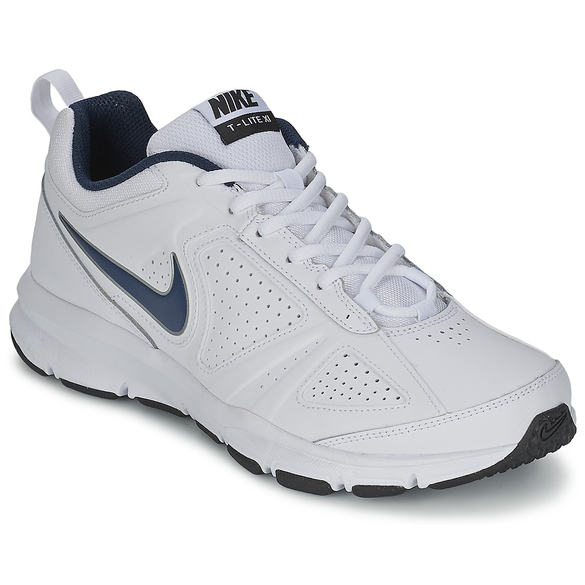 Shoes Nike Leather Black T Lite