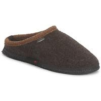 Shoes Men Slippers Giesswein DANHEIM Brown