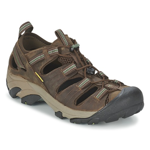Shoes Men Outdoor sandals Keen Arroyo II Brown