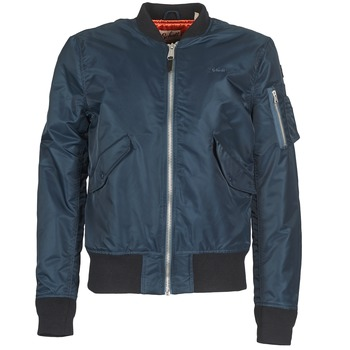 Clothing Men Jackets Schott BOMBER BY SCHOTT Marine