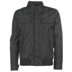 Clothing Men Jackets Schott RYANNYL Black