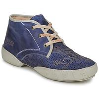 Shoes Men Mid boots Eject SENA NAVY-BLUE-OFF-WHITE
