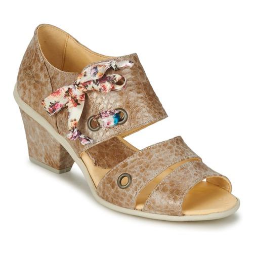 Shoes Women Sandals Eject LILI Beige