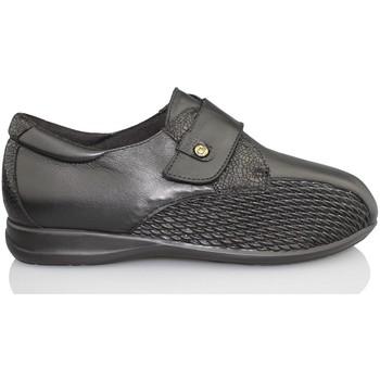 Shoes Women Loafers Calzamedi SHOES  DIABETIC W 611 BLACK