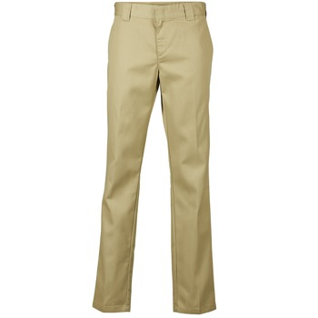 Clothing Men Chinos Dickies SLIM FIT WORK PANT Beige