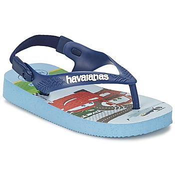 Shoes Girl Flip flops Havaianas PIXAR Lavendar / Blue