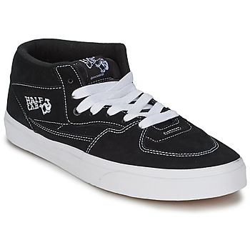 Shoes Men Hi top trainers Vans HALF CAB  black