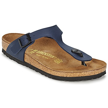 Shoes Sandals Birkenstock GIZEH Blue