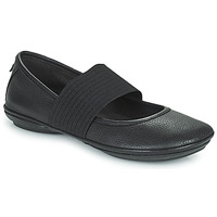 Shoes Women Flat shoes Camper RIGHT NINA Black