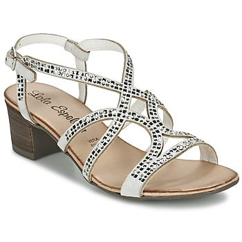 Shoes Women Sandals Lola Espeleta GRILLION White