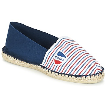 Shoes Espadrilles 1789 Cala CLASSIQUE BICOLORE Blue / White / Red