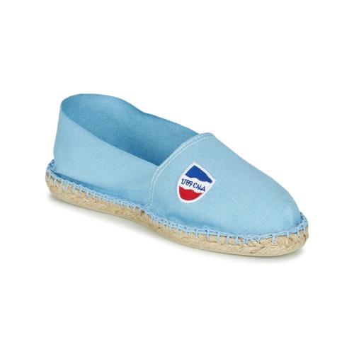 Shoes Espadrilles 1789 Cala CLASSIQUE Blue