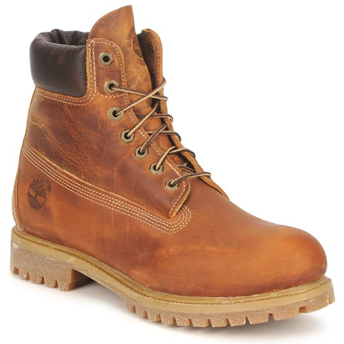Shoes Men Mid boots Timberland 6 IN PREMIUM CAMEL