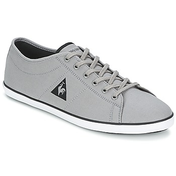 Shoes Men Low top trainers Le Coq Sportif SLIMSET CVS Grey